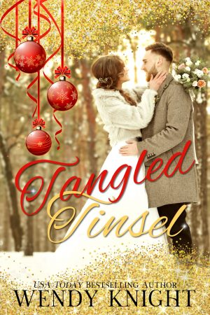 Cover for Tangled Tinsel