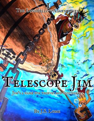 Cover for Telescope Jim