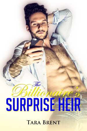 Cover for The Billionaire's Surprise Heir