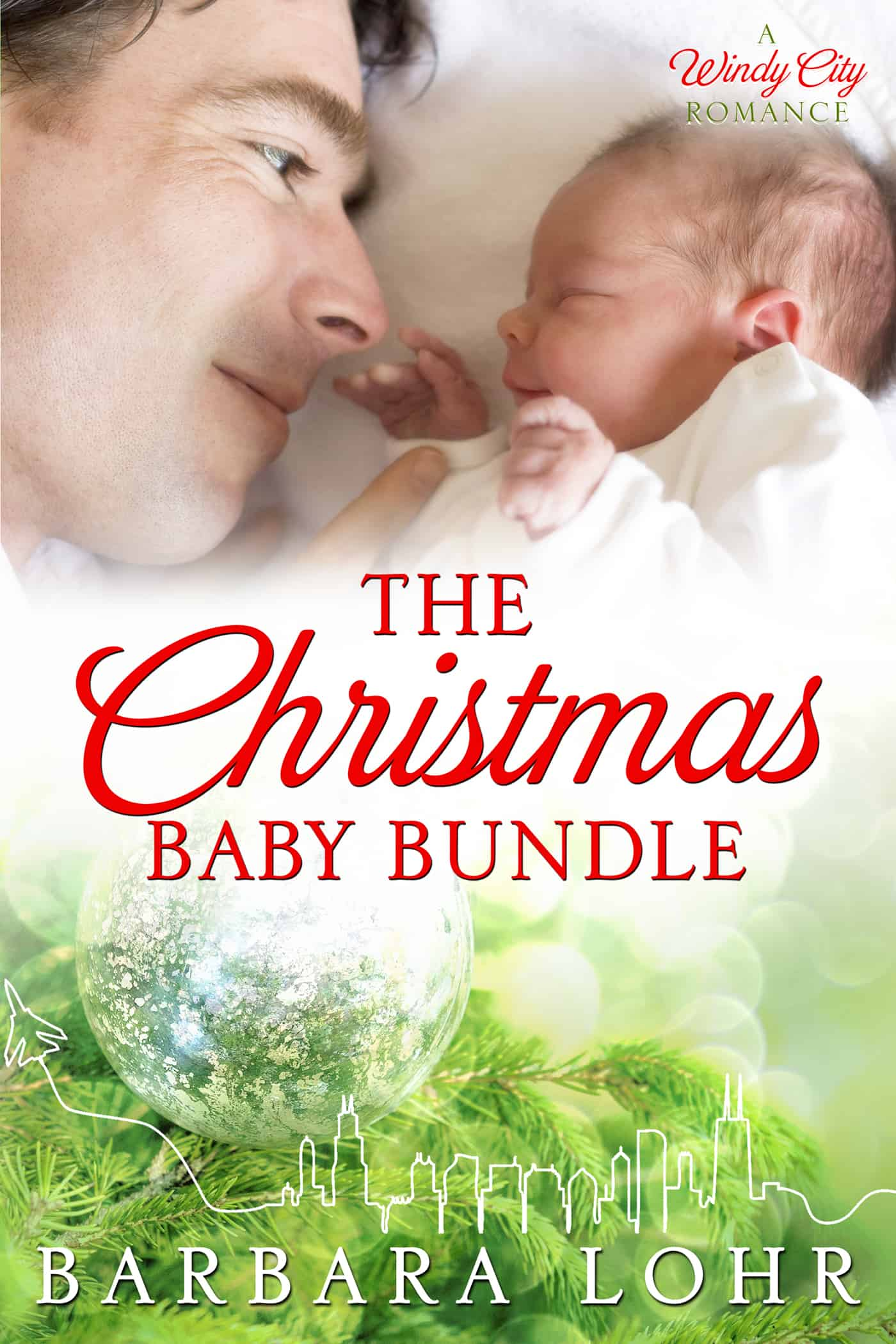 Cover for The Christmas Baby Bundle