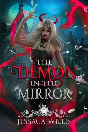 Cover for The Demon in the Mirror