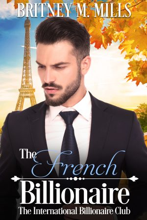 Cover for The French Billionaire
