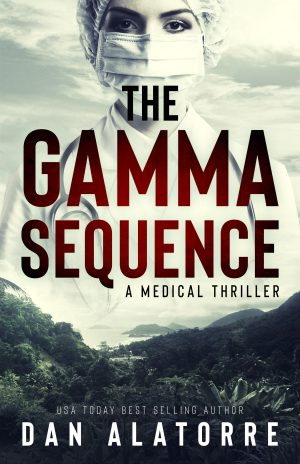 Cover for The Gamma Sequence