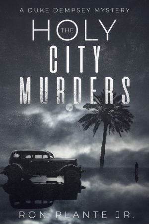 Cover for The Holy City Murders