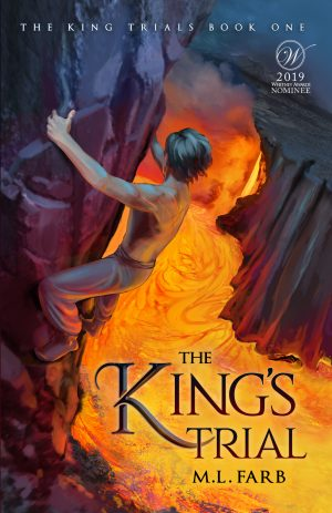 Cover for The King's Trial