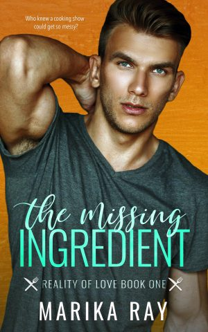 Cover for The Missing Ingredient