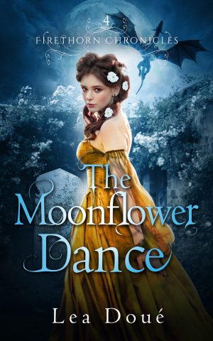 Cover for The Moonflower Dance