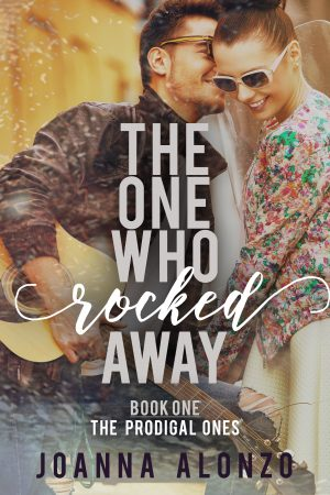 Cover for The One Who Rocked Away