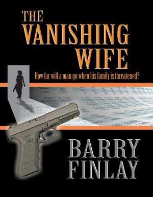 Cover for The Vanishing Wife