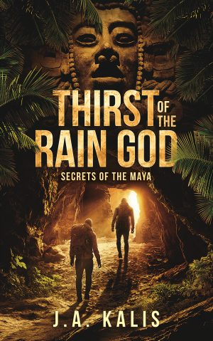 Cover for Thirst of the Rain God