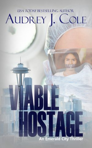 Cover for Viable Hostage