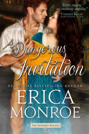 Cover for A Dangerous Invitation