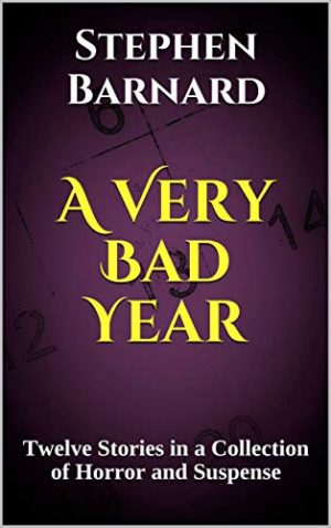 Cover for A Very Bad Year