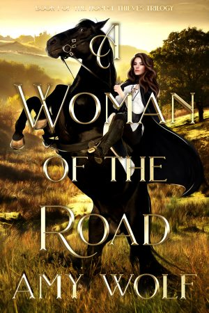 Cover for A Woman of the Road