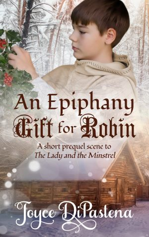 Cover for An Epiphany Gift for Robin