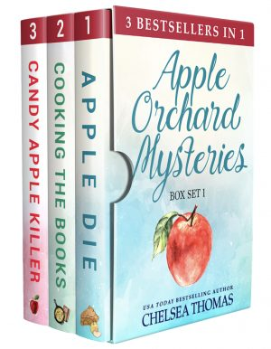 Cover for Apple Orchard Cozy Mystery Series: Box Set One (Books 1-3)