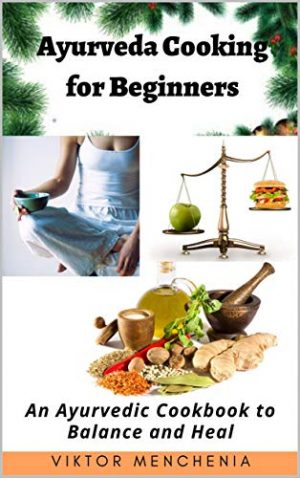 Cover for Ayurveda Cooking for Beginners
