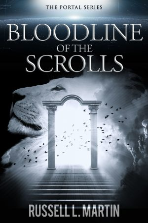 Cover for Bloodline of the Scrolls