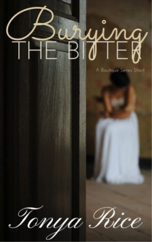 Cover for Burying the Bitter