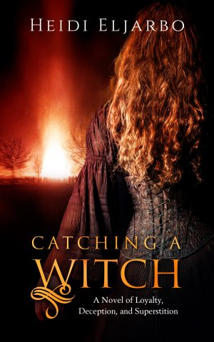 Cover for Catching a Witch