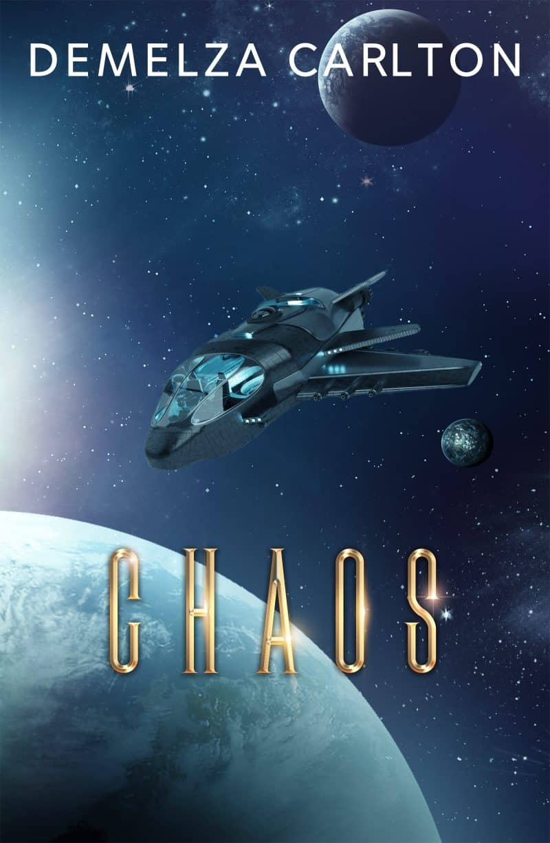 Cover for Chaos: A Find Your Fate Science Fiction Tale