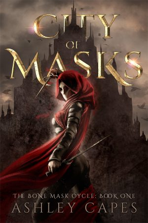 Cover for City of Masks