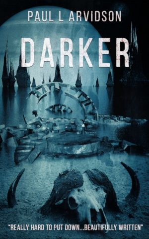 Cover for Darker