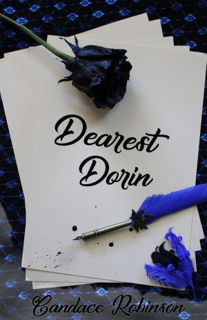 Cover for Dearest Dorin: A Romantic Ghostly Tale