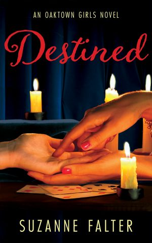 Cover for Destined