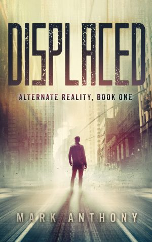Cover for Displaced