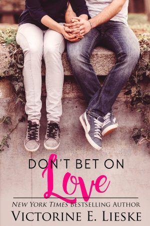 Cover for Don't Bet on Love