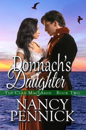 Cover for Donnach's Daughter