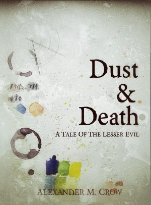 Cover for Dust & Death