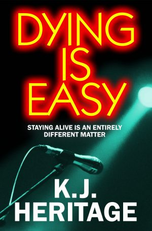 Cover for Dying Is Easy