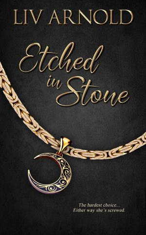 Cover for Etched in Stone