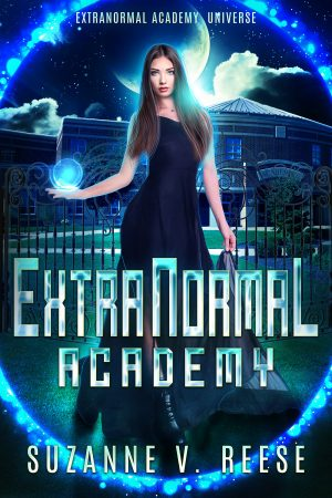 Cover for ExtraNormal Academy