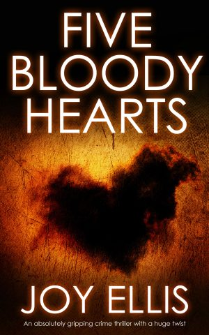 Cover for Five Bloody Hearts
