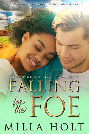 Cover for Falling for the Foe