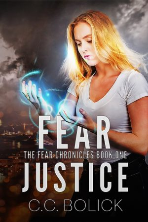 Cover for Fear Justice