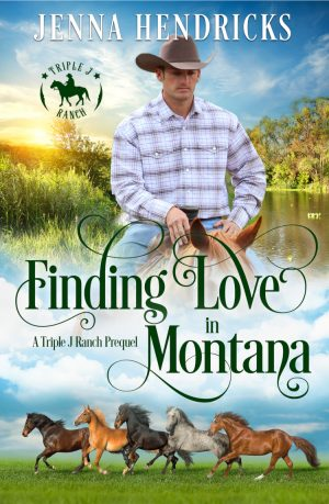 Cover for Finding Love in Montana