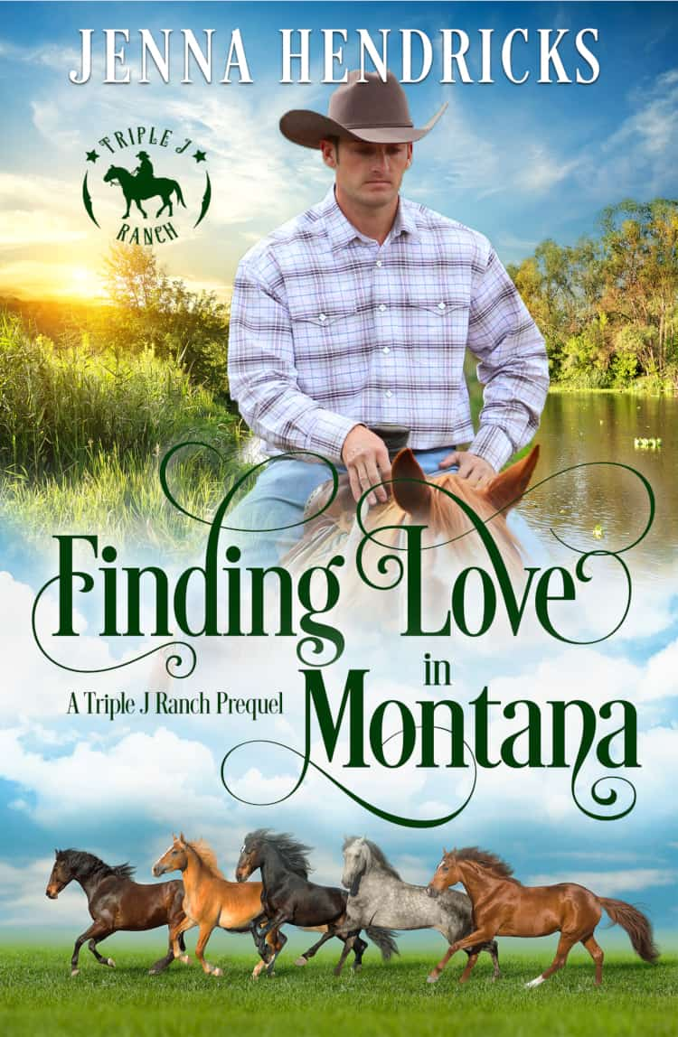 Cover for Finding Love in Montana: Triple J Ranch Prequel