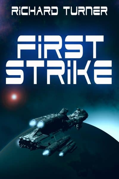 Cover for First Strike