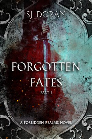 Cover for Forgotten Fates: Part One