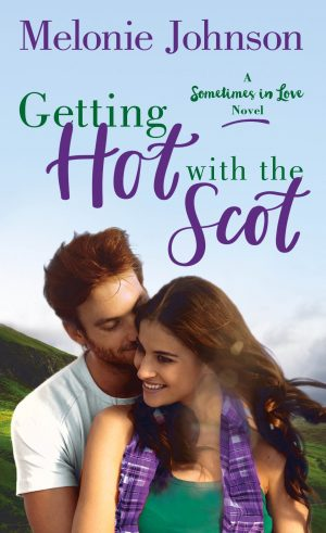Cover for Getting Hot with the Scot