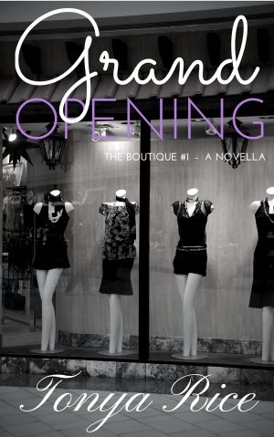 Cover for Grand Opening