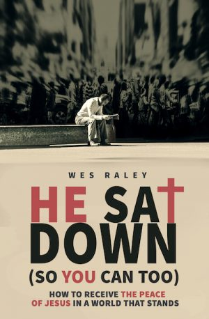 Cover for He Sat Down (So You Can Too)