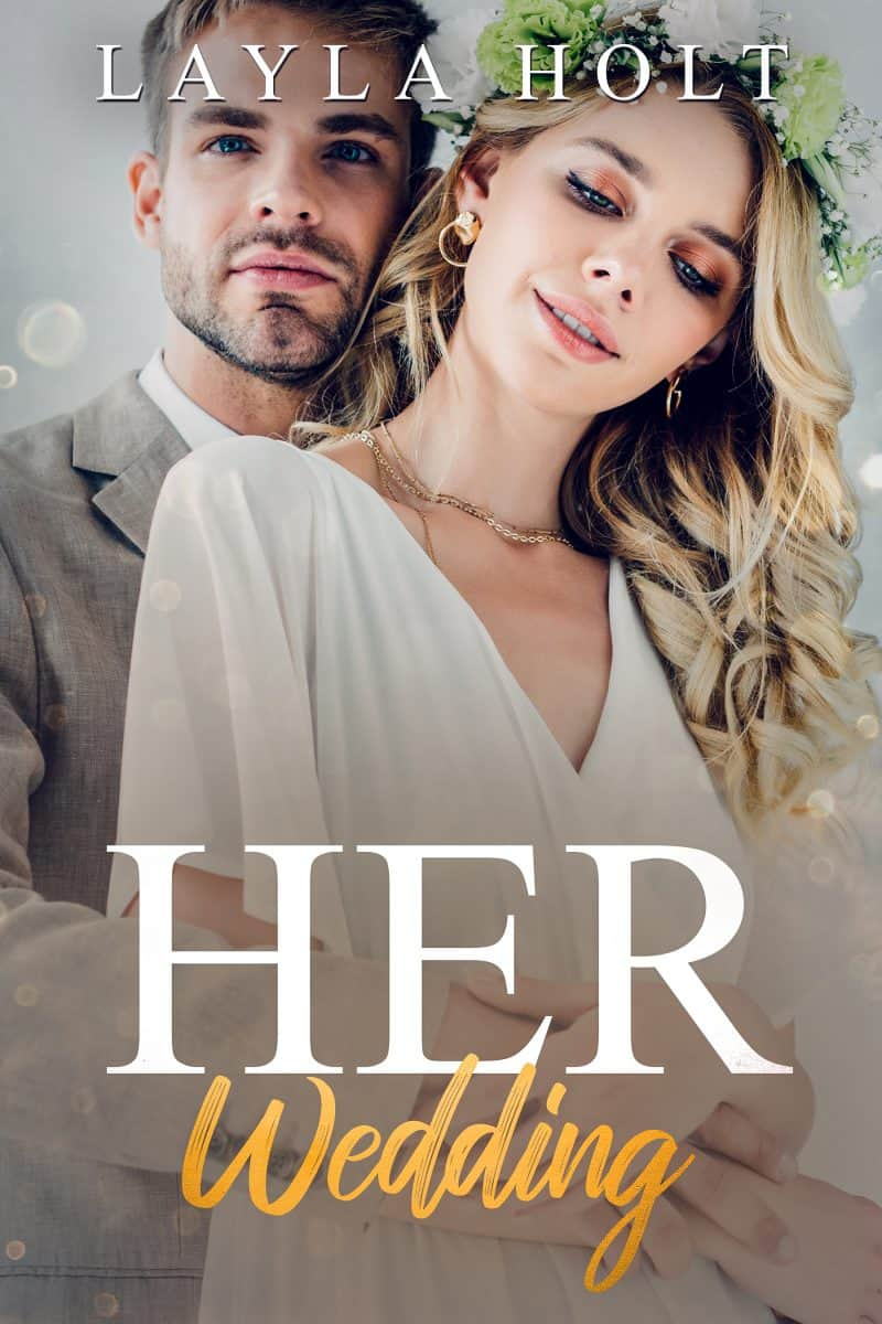 Cover for Her wedding