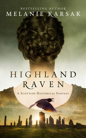 Cover for Highland Raven
