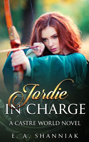 Cover for Jordie in Charge