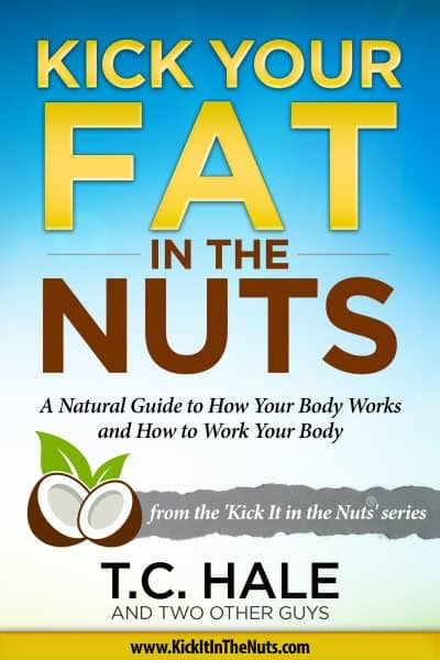 Cover for Kick Your Fat in the Nuts